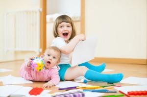 צעצוע התפתחות לתינוק שלנו: עוזר או לא?