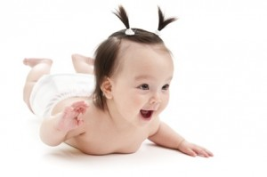 זחילת תינוקות