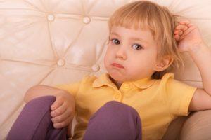 חום גבוה בילדים