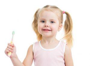 חשיבות ניקיון השיניים אצל ילדים